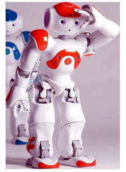 NAO © Aldebaran Robotics